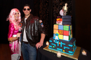 Justin & Brandee's 80s Party